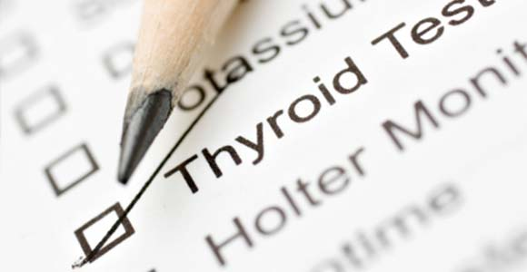 thyroid lab report