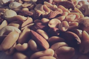 Nuts food allergy and food sensitivity